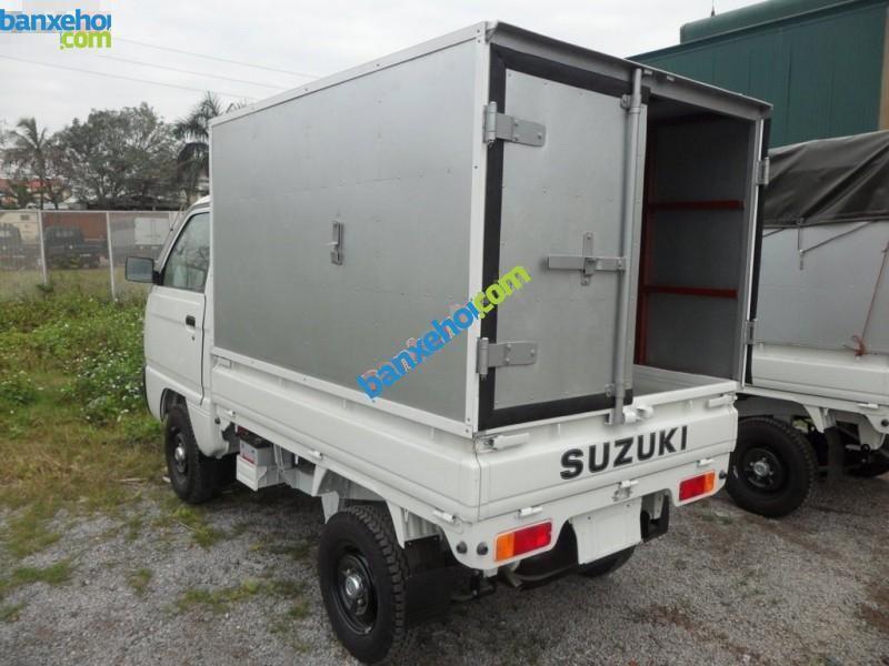 Xe Suzuki Super Carry Truck  2015