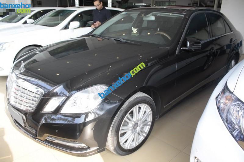 Xe Mercedes-Benz E class E300 2011