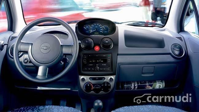 Xe Chevrolet Spark VAN 2014