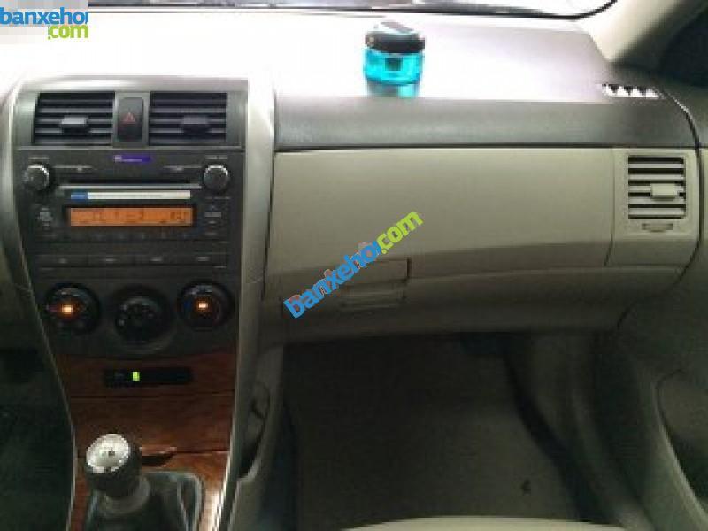 Xe Toyota Corolla altis MT 2009