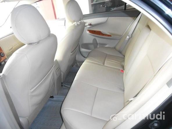 Xe Toyota Corolla XLI 2013