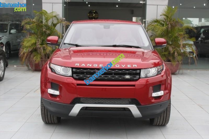 Xe LandRover Range rover   2014