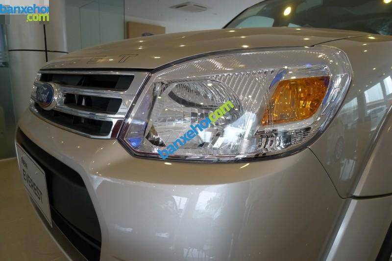 Xe Ford Everest AT 2015