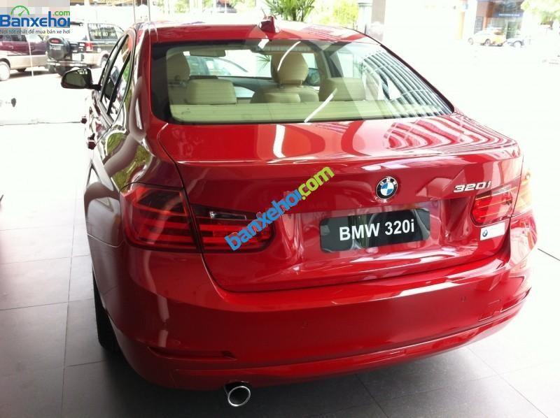 Xe BMW 3 Series 320 I 2015