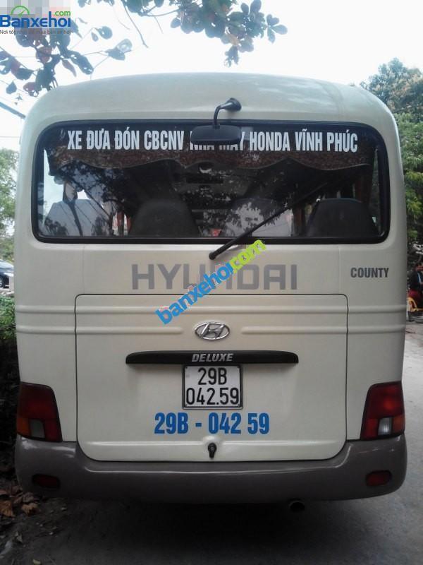 Xe Hyundai County  2006