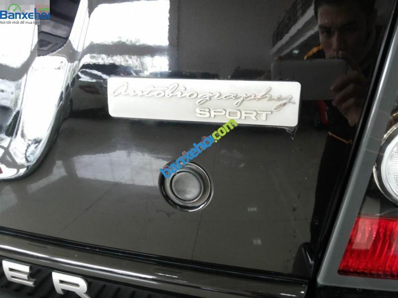 Xe LandRover Range rover Sport Autobiography 2011
