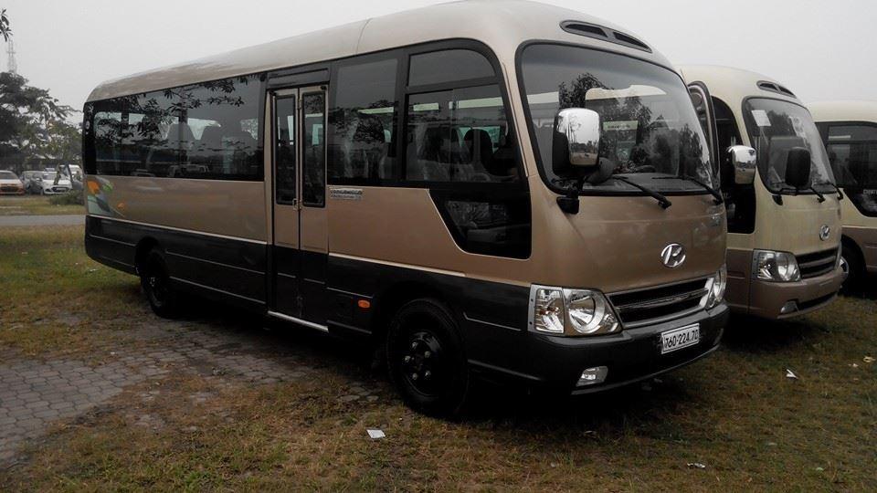 Bán ô tô Hyundai County đời 2015, xe đẹp