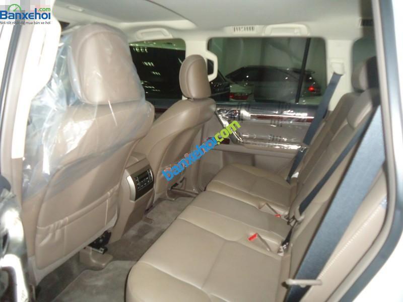 Xe Lexus GX 460 2014