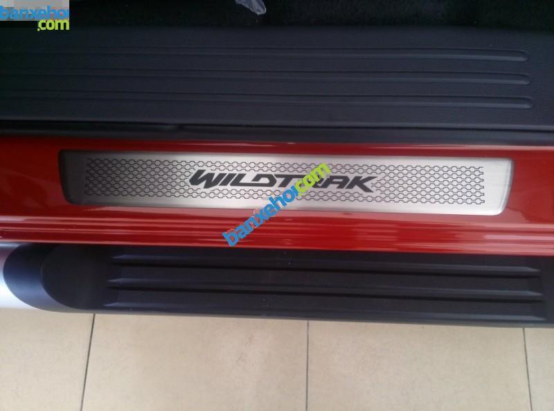 Xe Ford Ranger Wildtrak 3.2L AT 4x4 2015