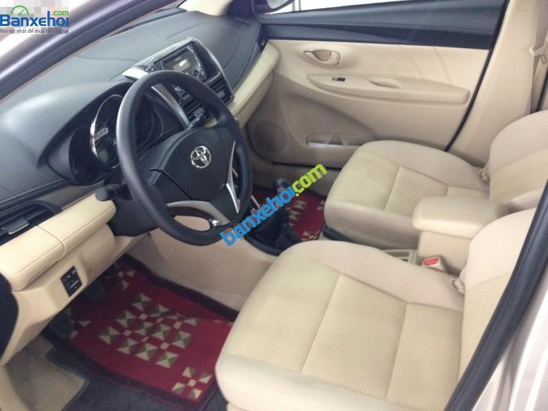 Xe Toyota Vios 1.5E 2015
