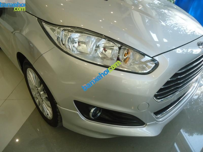 Xe Ford Fiesta 1.5 AT Sport 2015