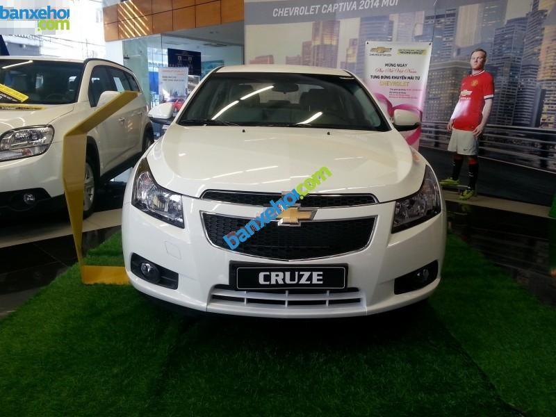 Xe Chevrolet Cruze LTZ 2015