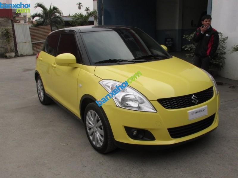 Xe Suzuki Swift 1.4 AT 2015