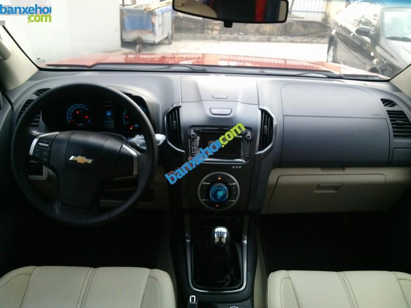 Xe Chevrolet Colorado Sport Edition 2015