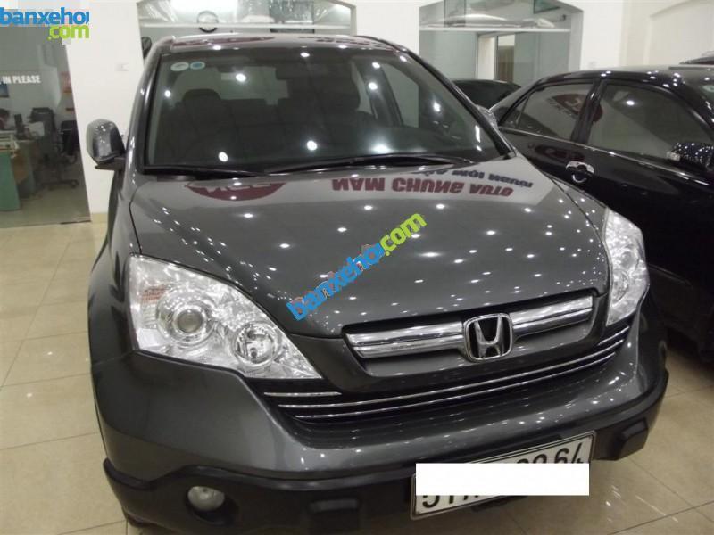 Xe Honda CR V 2.4 2009