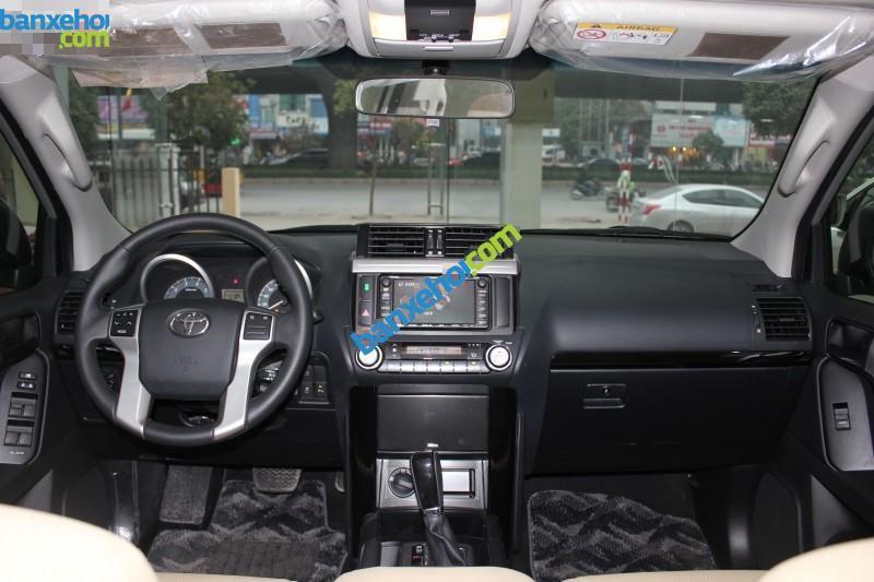 Xe Toyota Prado TX-L 2015
