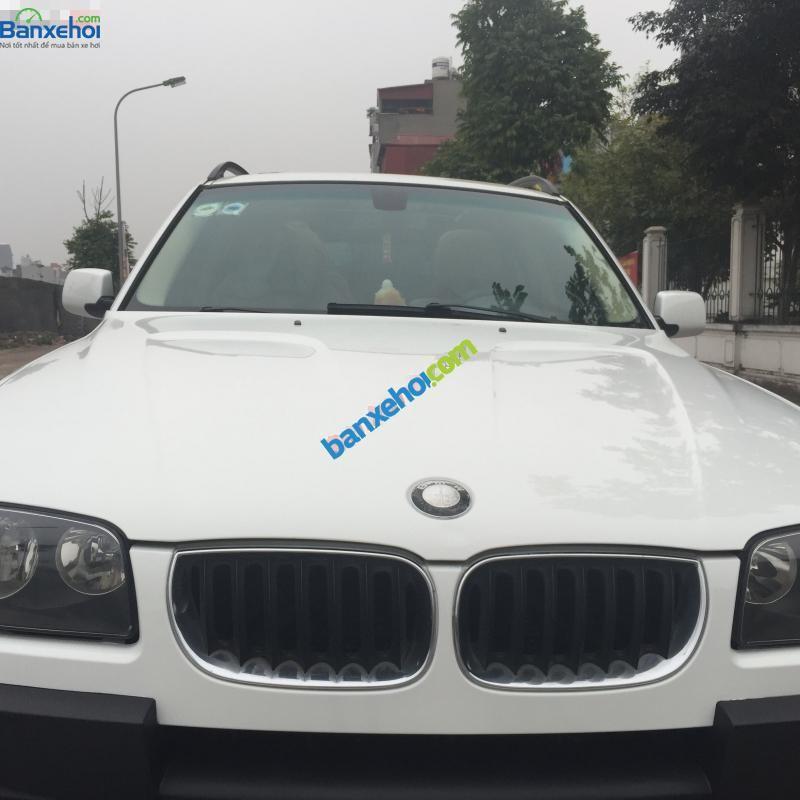 Xe BMW X3 AT 2.5i 2006