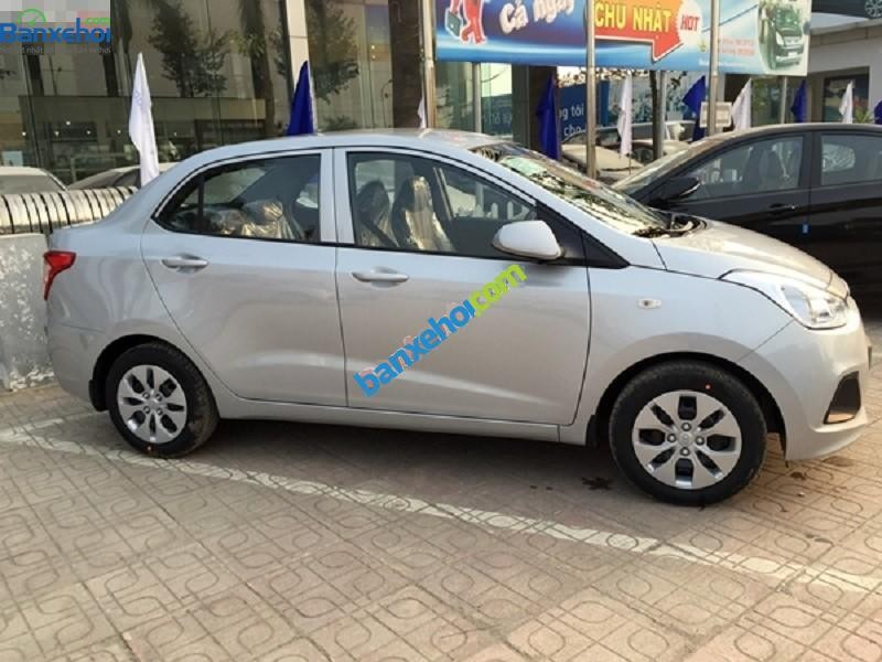 Xe Hyundai i10 Grand 1.2 MT 2015
