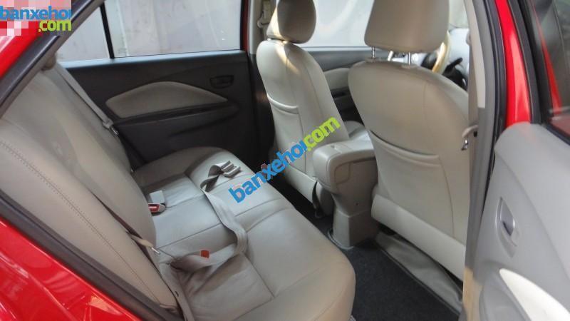 Xe Toyota Vios E 2011