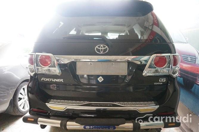 Xe Toyota Fortuner G 2014