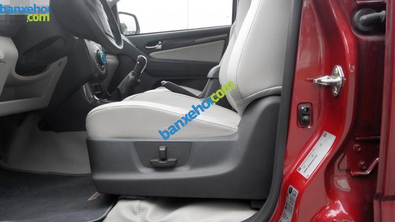 Xe Chevrolet Colorado LTZ 2.8 AT 2015