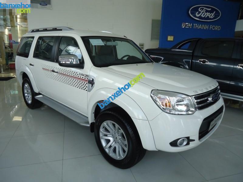 Bến Thành Ford có bán xe Ford Everest xe mới lắp ráp trong nước