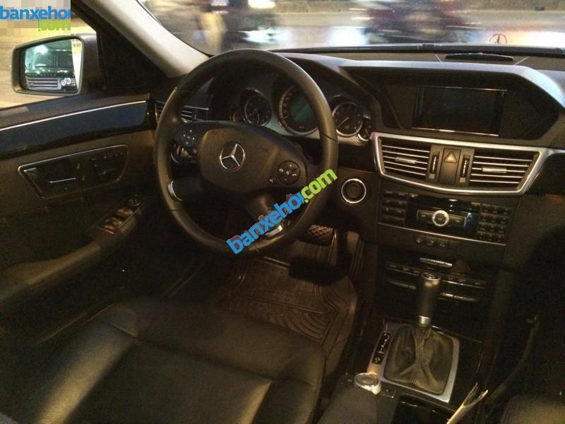 Xe Mercedes-Benz E class E250 CGI 2011