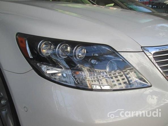 Xe Lexus LS 600H L 2008