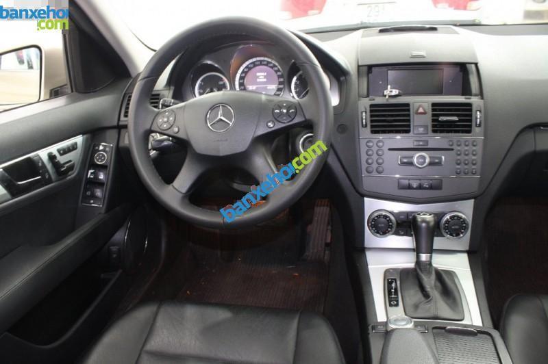 Xe Mercedes-Benz C class C300 AMG 2009