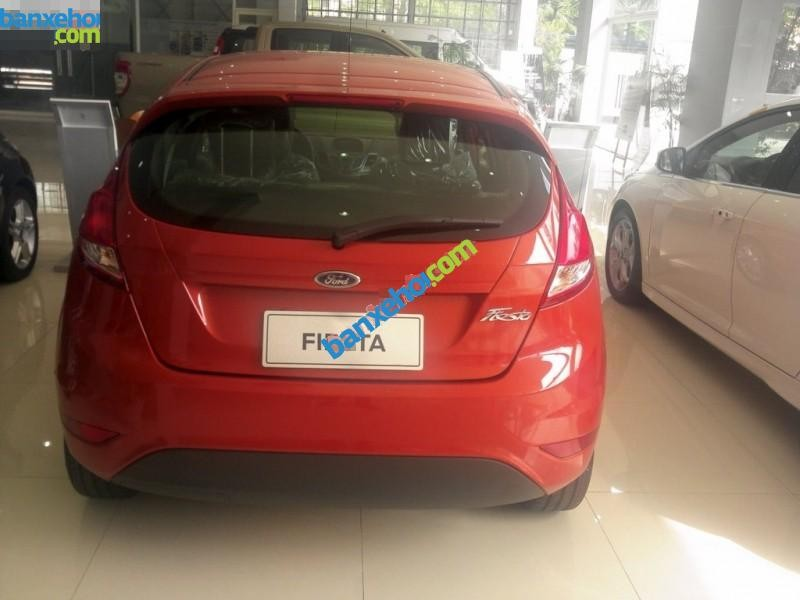 Xe Ford Fiesta 1.5AT Trend 2015