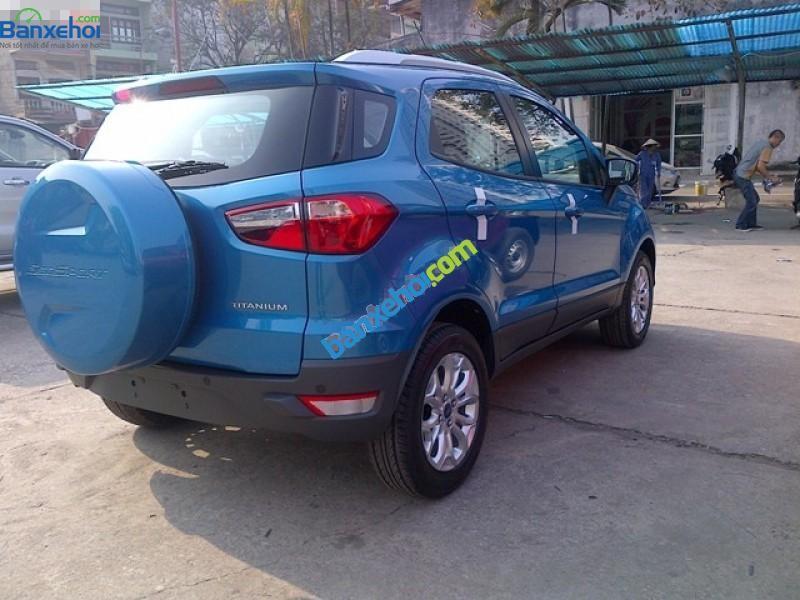 Xe Ford EcoSport Titanium 2015