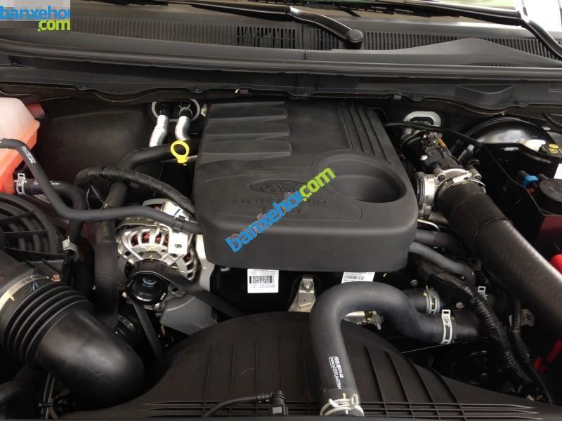 Xe Ford Ranger 4X4 MT XLT 2015