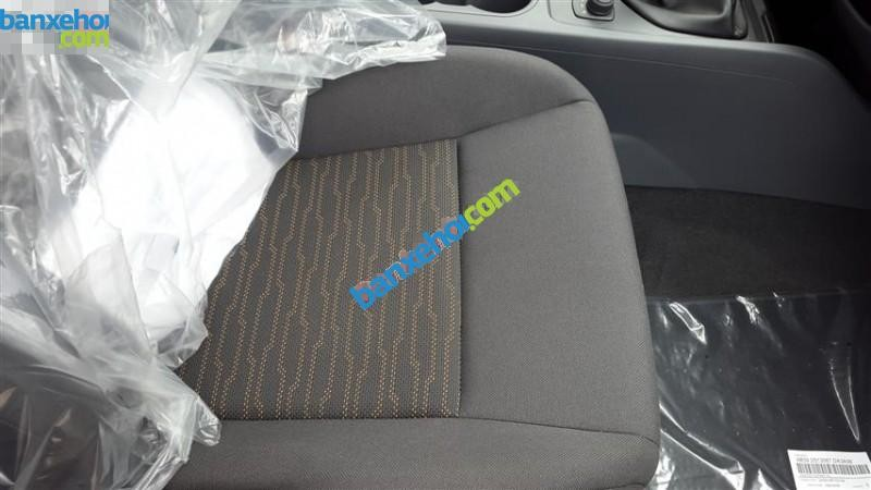 Bán xe Ford Ranger XL 4x4 MT 2015, màu bạc