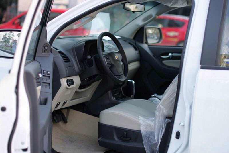 Bán Chevrolet Colorado 2.8 LTZ 2016, nhập khẩu chính hãng, mua trả góp lãi suất thấp