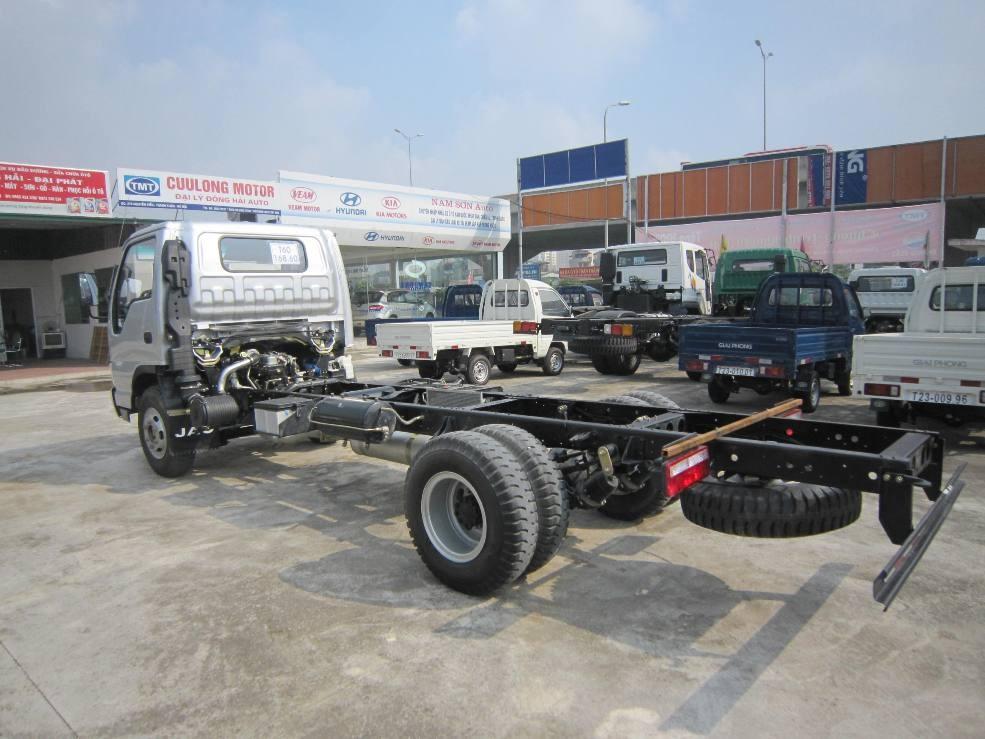 Xe tải JAC 3,05 tấn và JAC 4,5 tấn.Giá cực tốt