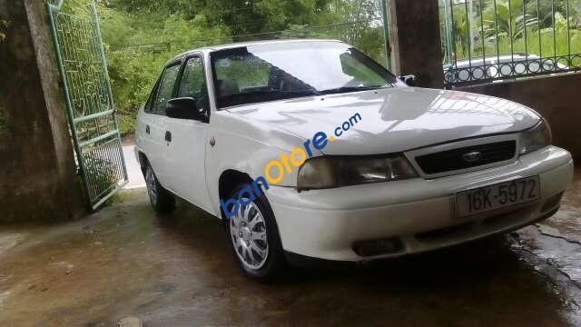 Bán Daewoo Cielo năm 1997, màu trắng