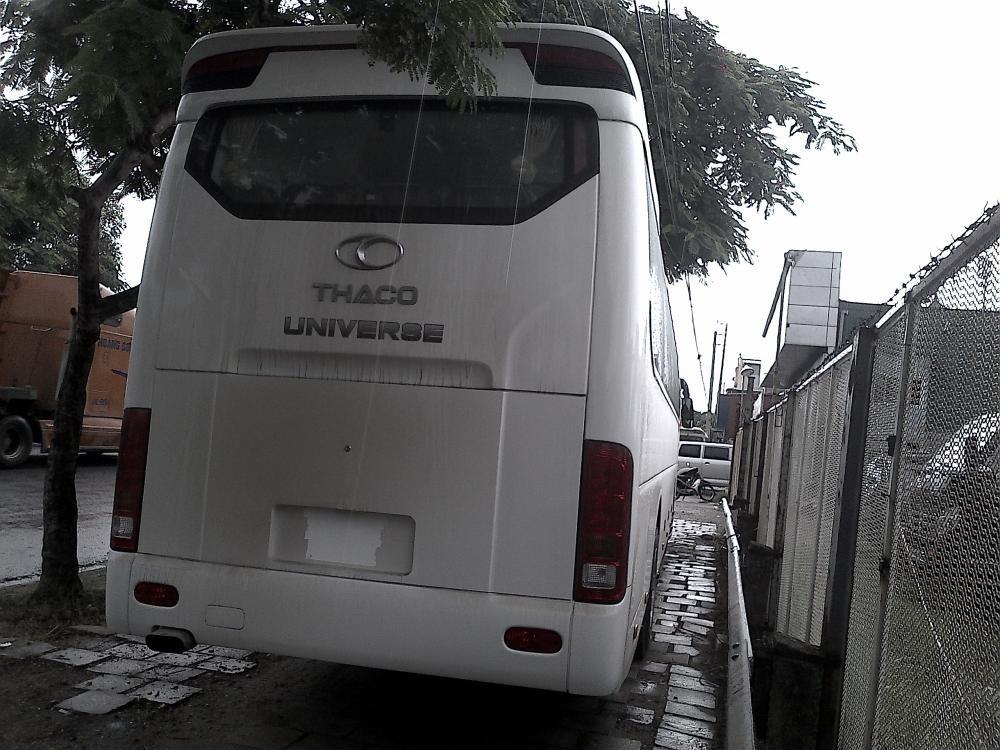 Bán xe khách 47 chỗ Hải Phòng Univer TB120S 0936766663