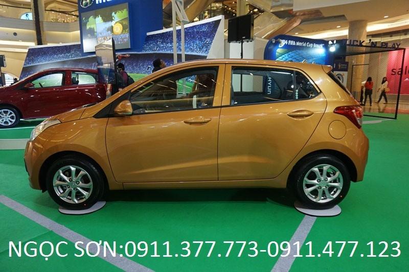 Cần bán Hyundai Grand i10 2017, nhập khẩu chính hãng