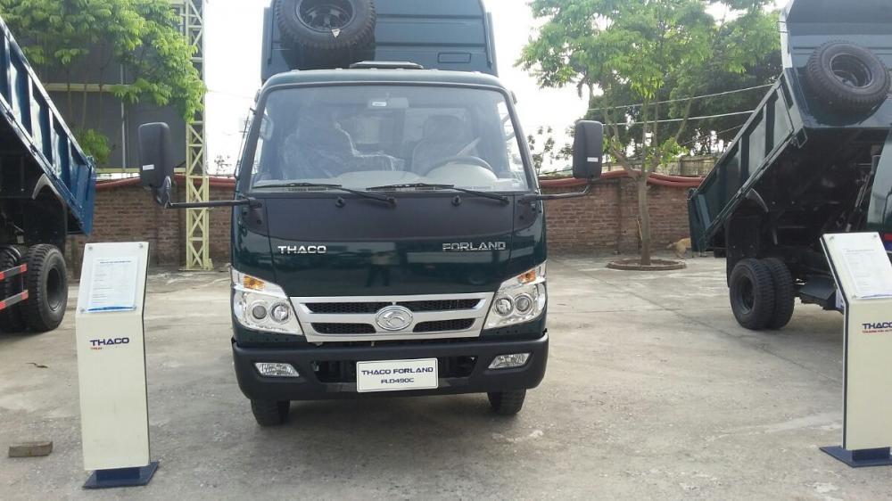 xe ben 3,5 tấn trường hải FLD345C uy tín, chất lượng, giá cả hợp lý