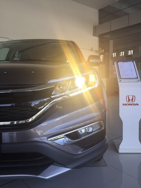 Bán Honda CRV 2.4 AT đời 2016, đủ màu với mức giá chỉ 1tỷ 158triệu đồng, giao xe ngay