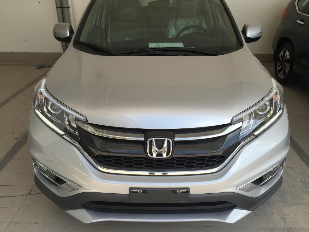 Bán Honda CRV 2.0 2016 giá chỉ 1tỷ 008 triệu đồng, đủ màu, giao xe ngay, hỗ trợ vay đến 80%