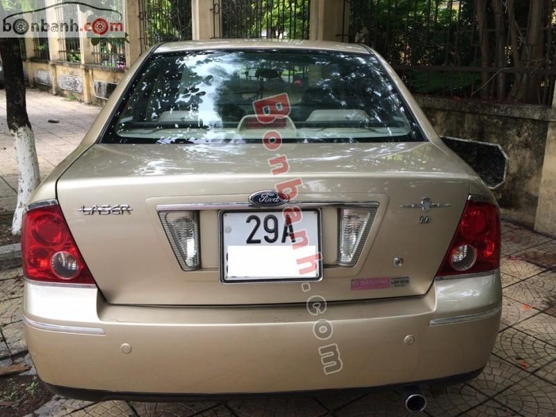 Cần bán Ford Laser 1.8MT đời 2004 chính chủ