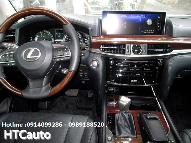 Lexus LX570 đời 2016, giá tốt