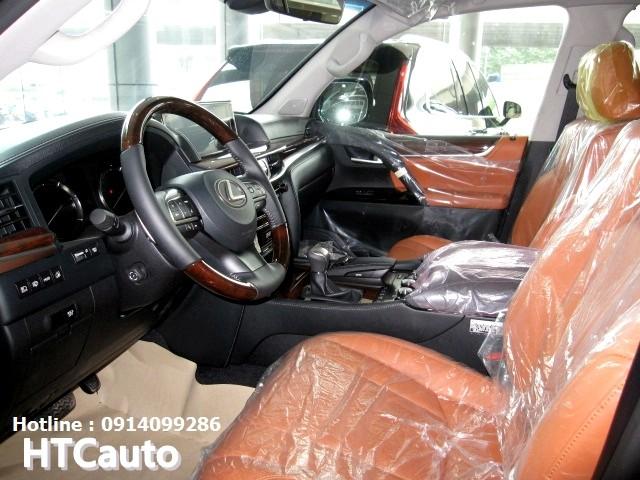 Bán xe Lexus Lx570 sportplus 2016 màu đen xe mỹ