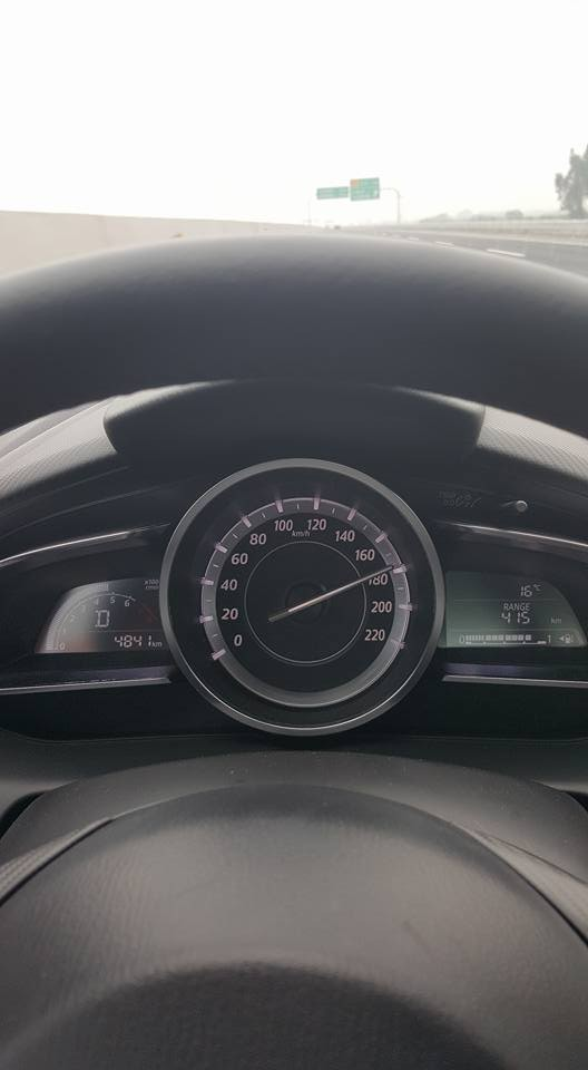 Xe Mazda 2 sedan đời 2017 giá tốt nhất tại Biên Hòa-Đồng Nai-hỗ trợ vay 85%-hotline 0933000600