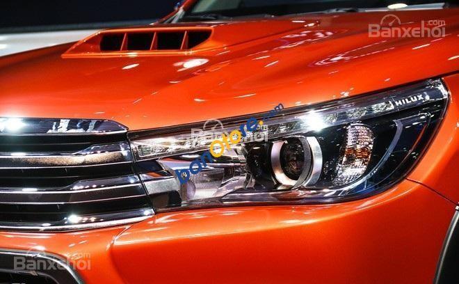 Bán Toyota Hilux 3.0G AT đời 2016, nhập khẩu