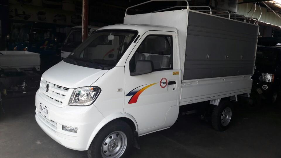 Bán ô tô xe tải 1,5 tấn - dưới 2,5 tấn đời 2016, màu trắng