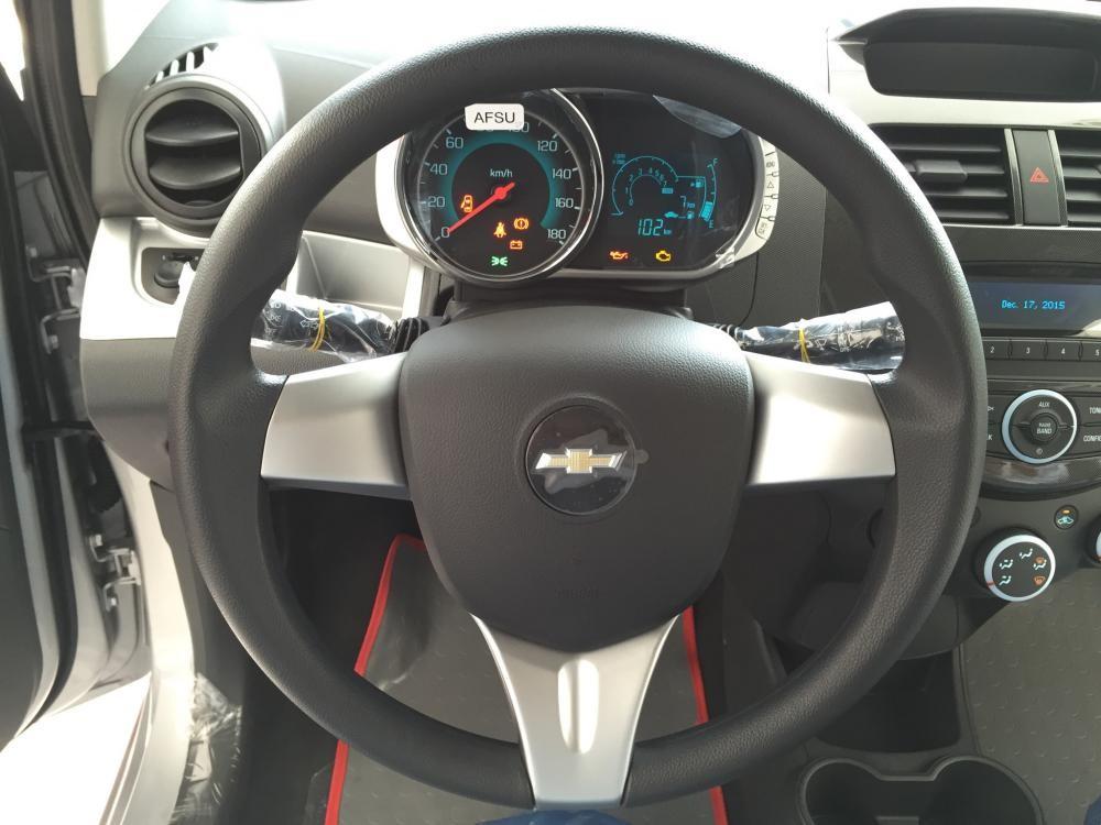 Spark LS 1.2, giá tốt nhất, Chevrolet Cần Thơ