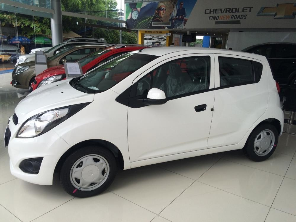 Spark Duo (Van 2 chỗ) - Trả góp, chỉ cần trả trước 20% giá xe- 0907 285 468 Chevrolet Cần Thơ