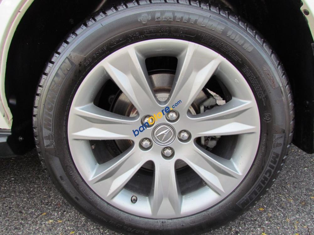 Cần bán Acura MDX 3.7L Advance đời 2011, màu trắng, xe nhập